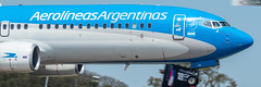 LV-FVM (M.R. Aviation Photography) Tags: boeing 7378shwl lvfvm aerolineas argentinas aviation aviacion airplane plane aircraft avion sony a7 a6 z7 d850 d750 d650 d7200 photo photography foto fotografia pic picture canon eos pentax sigma nikon b737 b747 b777 b787 a320 a330 a340 a380
