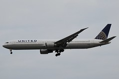 N69063 (LIAM J McMANUS - Manchester Airport Photostream) Tags: n69063 unitedairlines united ua ual boeing b767 b764 764 boeing767 boeing767400 boeing767400er man manchester egcc