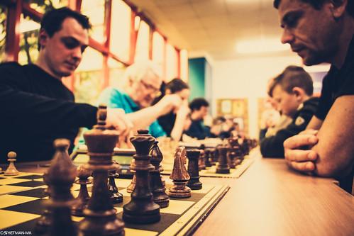 Otwarte Mistrzostwa Żarowa w Szachach-1