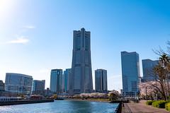 Minatomirai 21 buildings (tenfas.apk) Tags: 横浜市 神奈川県 日本 jp