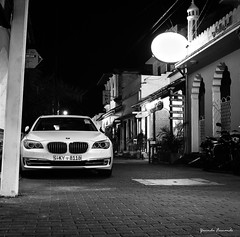 Streets of Galle Dutch fort. (Yasindu Fernando) Tags: bmw nightstreets streetphotography blackandwhite streets galle srilanka