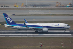 "Boeing, 767-381(ER), JA619A, ""All Nippon AIrways"", VHHH, Hong Kong (Daryl Chapman Photography) Tags: ja619a nh ana airnippon boeing 767 763 993 40564 767381er 07r departure hongkong china sar hkia clk cheklapkok hongkonginternationalairport plane planes planespotting planephotography"