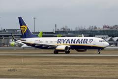 A56A1538@L6 (Logan-26) Tags: boeing 7378as eidae msn 33545 ryanair riga international rix evra latvia airport aleksandrs čubikins