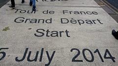 Grand Départ (Simon_K) Tags: leeds yorkshire yorks cycling cyclist bike bicycle race racing