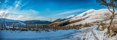Skiddaw from Latrigg (DJNanartist) Tags: nikond750 nikon28300mm lakedistrict anartist snow frozen bowderstone borrowdale skiddaw castlerigg