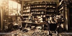 Gifted Shop (Zuugnap) Tags: wales snowdonia england tlphotographynl tjeulinssen zuugnap fisheye canon5dmarkiii canonef815mmf4lusm giftedshop gift shop vintage