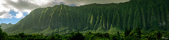 Mountains of Oahu (tcmealy) Tags: mountains oahu hawaii panoramic tamron d7200 nikon travel