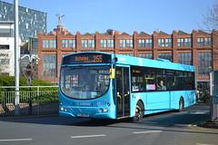 Arriva Yorkshire 1106 YJ08DVK (Clifton009) Tags: arriva yorkshire 1106 yj08dvk volvo b7rle wrightbus eclipse urban
