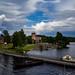 Olavinlinna ja Riihisaari