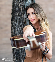 Kylie Rae Harris @ SXSW 2019 (Kirk Stauffer) Tags: kirk stauffer photographer nikon d5 adorable amazing attractive awesome beautiful beauty charming cute darling fabulous feminine glamour glamorous goddess gorgeous lovable lovely perfect petite precious pretty siren stunning sweet wonderful young female girl lady woman women live music concert show gig lights lighting song singer songwriter vocals performer musician band group indie country long blonde hair wavy white teeth red lips blue eyes model tall fashion style portrait photo smile smiling martin acoustic guitar outside