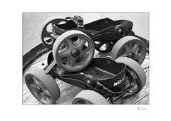 Wheels (radspix) Tags: minolta xgm 3570mm md f35 ilford fp4 plus pmk pyro