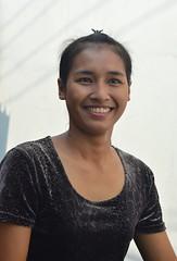 pretty woman (the foreign photographer - ฝรั่งถ่) Tags: pretty woman khlong thanon portraits bangkhen bangkok thailand nikon d3200