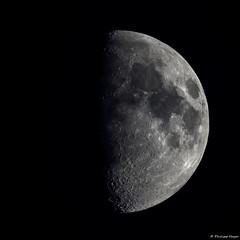 Waxing Moon (testdummy76) Tags: moon mond astro astrofotografie astrophotography lunar waxingmoon