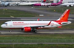 Air India Airbus A320-251N F-WWDO (VT-EXS) / TLS (RuWe71) Tags: airindia aiaic india mumbai airbus airbusa320 airbusa320neo a320 a20n a320200 a320251n airbusa320200 airbusa320251n fwwdo msn8862 vtexs toulouseblagnac toulouseblagnacairport toulouse blagnac aéroportdetoulouse aéroporttoulouseblagnac lfbo tls narrowbody twinjet runway winglets sharklets