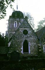Slide 137-30 (Steve Guess) Tags: albury guildford surrey old parish church england gb uk