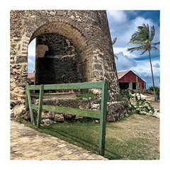 St. Nicholas Abbey (Timothy Valentine) Tags: 2018 0418 saintnicholasrumdistillery friday vacation datesyearss fence saintpeter barbados bb