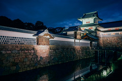 金澤城 (aelx911) Tags: a7rii a7r2 sony carlzeiss fe1635mm 1635mm japan travel kanazawa 日本 金澤 金澤城公園 夜景