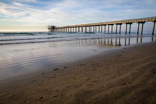 Scripps Pier, La Jolla, San Diego, CA