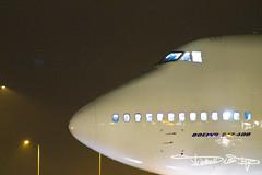 PH-BFB Corendon 747 (PG8DA) Tags: canon 1100d night nacht boeing 747406 klm royaldutchairlines schiphol airport vliegveld aircraft airplane vliegtuig phbfb
