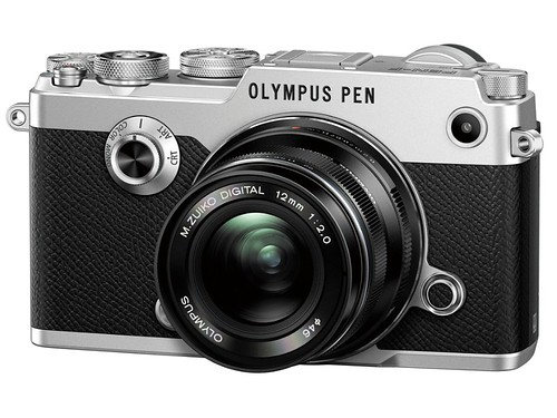 OLYMPUS PEN-Fの写真