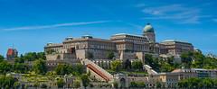 Budai vár (Castle of Buda) in Budapest, Hungary (The Cuman) Tags: nikon nikond7100 sigma sigma1770mmf284dcmacrooshsm werner castle budapest buda landscape