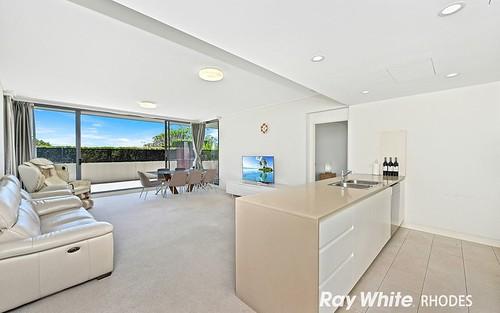 103/18 Shoreline Drive, Rhodes NSW 2138