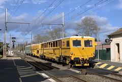 Bourreuse Framafer SNCF (SylvainBouard) Tags: railway train sncf