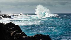 Porto Moniz Surf (Gene Mordaunt) Tags: portomoniz madeira surf ocean waves sea seascape atlantic