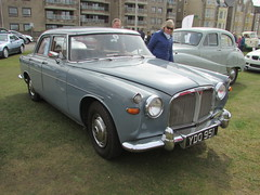 Rover 3 Litre YDO951 (Andrew 2.8i) Tags: show classic cars car mare super weston classics westonsupermare bl britishleyland saloon sedan 3000 30 3threelitre p5 rover