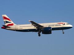 British Airways | Airbus A320-232 | G-EUUF (Bradley's Aviation Photography) Tags: egll lhr heathrow heathrowairport londonheathrowairport london londonheathrow canon70d aviation avgeek aviationphotography plane planespotting flying a320 ba britishairways airbusa320232 geuuf