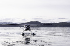 DHC2 Taxiing (jon_spalding) Tags: aircraft airplane floats floatplane beaver dhc2