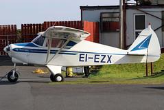 EI-EZX_04 (GH@BHD) Tags: eiezx piper pa22 pa22108 tripacercolt tripacer colt aircraft aviation newtownardsairfield newtownards ulsterflyingclub