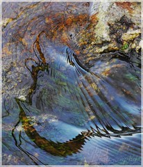([JBR]) Tags: eau agua water pattern motif abstrait abstract abstracto rio river riviere tides rides onda onde ruisseau gard 30 lasalle france jbr jbrphoto jbrphotography pentax 2018