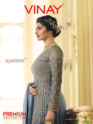 cca23958de Kaseesh Premium Collection by Vinay Fashion From Series 8611 To 8616  Beautifull Colorful Fancy Indian Traditional