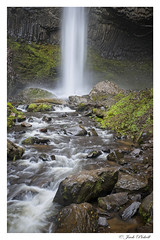 LaTourell Falls, Columbia River Gorge, Oregon (Jack Pickell) Tags: water waterfall river landscape rocks nature d750 columbiarivergorge oregon