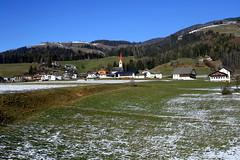Val Pusteria (annalisabianchetti) Tags: trentinoaltoadige italy winter inverno paesaggio landscape travel village villaggio beautiful