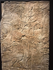 Assyrian pleasure garden (tommyajohansson) Tags: london bloomsbury britishmuseum museum bm tommyajohansson geotagged assyrian specialexhibition faved