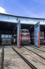 Thüringen-2017_001_s (BabelsbergersFotos) Tags: eisenbahnmuseum arnstadt thüringen eisenbahn betriebswerk bw urlaubthüringeneisenbahn