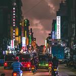 Main Street at Dusk thumbnail