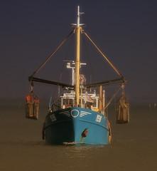 De 'Yerseke 95' (Duevel) Tags: yerseke zeeland oosterschelde water light licht