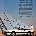 1991 Ford Mustang LX Convertible thumbnail