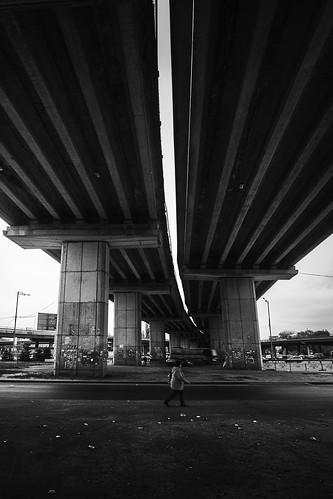 Под дорогой / Under the road