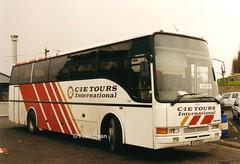 Bus Eireann VC71 (97D13266). (Fred Dean Jnr) Tags: buseireann vc71 97d13266 broadstonegaragedublin february1998 broadstone buseireannbroadstonedepot volvo b10m caetano algarveii broadstonedepotdublin cietoursinternational