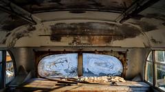 combustible (jtr27) Tags: dscf4134xl jtr27 fuji fujifilm fujinon xt20 xf 35mm f2 f20 rwr old antique vintage junk junkyard bus nosmoking combustible patina decay maine