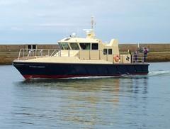 Svitzer Kissama. Blyth 150611 (silvermop) Tags: ship boats ships sea workboats port river blyth svitzerkissama