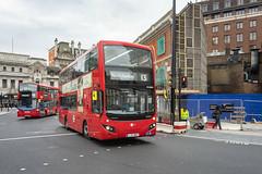 Tower Transit MV38205 (cybertect) Tags: 13 carlzeissmmdistagont28mmf28 cityofwestminster lj17wrf london londonsw1 londonbus mcvevoseti mv38205 sw1 sonya7ii towertransit victoriastation volvob5lh wiltonroad bus doubledecker