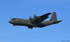 ZH867 RAF HERCULES C4 (Apple Bowl) Tags: zh867 raf hercules lockheed c130j c4 waddington brize norton transport