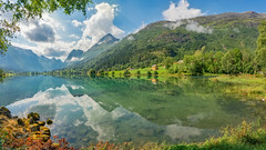 ۰~ Moments Like This ~۰ (Ranveig Marie Photography) Tags: stryn olden oldedalen norge norway summer sommer lake water vann scenery