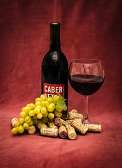 """Glass of """"cab"""" anyone?"""