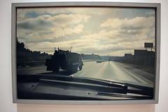 Freeway, by Vija Celmins (JB by the Sea) Tags: sanfrancisco california december2018 financialdistrict sanfranciscomuseumofmodernart sfmoma vijacelmins painting